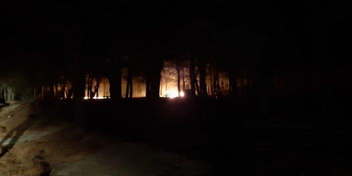 Kazdağları'ndaki orman yangını kontrol altına alındı