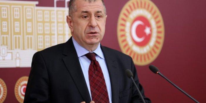 Ümit Özdağ'dan Dışişleri Bakanı Çavuşoğlu'na 80 milyar dolar cevabı