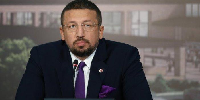 Hidayet Türkoğlu'ndan Beyaz TV'ye Rasim Ozan tepkisi