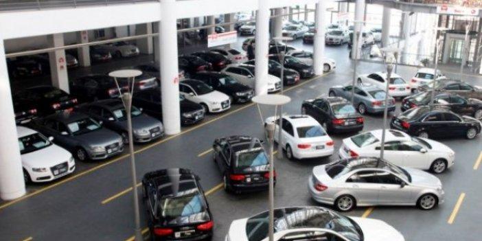 Sıfır araç piyasasındaki sıkıntının suçlusu bulundu