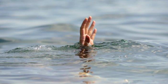 Kızını ve arkadaşlarını kurtarmak isteyen baba boğuldu
