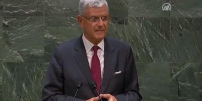 Volkan Bozkır, BM Genel Kurul Başkanı oldu