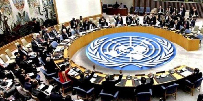 BMGK'de 'Libya' kararı