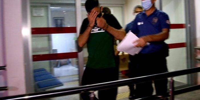 Adana'da nefes kesen operasyon! Kız arkadaşını 9. kattan sarkıttı