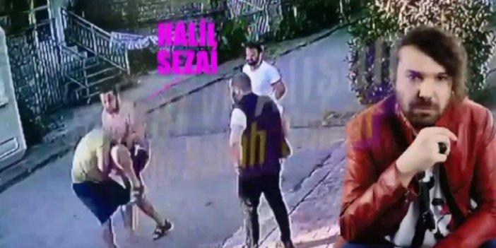 Şarkıcı Halil Sezai, babası yaşında adamı öldüresiye dövdü