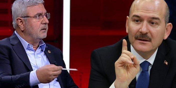 Mehmet Metiner - Süleyman Soylu tartışmasında yeni perde! Metiner önce paylaştı sonra geri adım attı