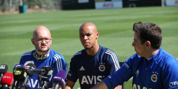 Marcel Tisserand, Galatasaray derbisinde oynamak istiyor