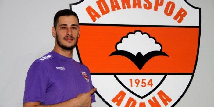 Adanaspor, kaleci Burak Çapkınoğlu'nu transfer etti
