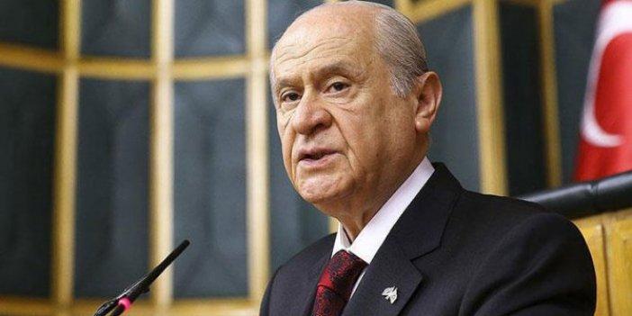 Devlet Bahçeli: Türk Tabipler Birliği derhal kapatılmalıdır