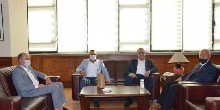 İYİ Parti Zonguldak İl Başkanı Yavuz Erkmen: Akşener'in özü sözü bir lider olması çok seviliyor
