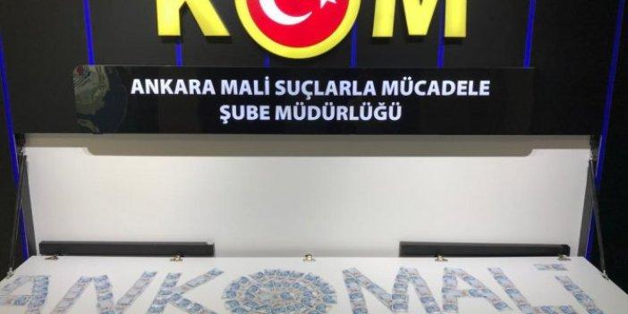 Ankara'da sahte parayla cep telefonları satın aldılar! 1 tutuklama