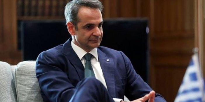 Yunan Başbakan Miçotakis, canı sıkıldıkça Türkiye'yi tehdit ediyor