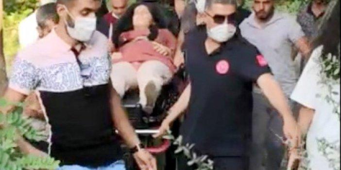Barışmak için buluşmuşlardı: Talihsiz kadını 8 yerinden bıçakladı