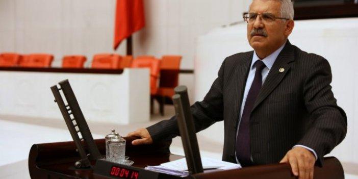 İYİ Partili Fahrettin Yokuş'un korona virüs testi pozitif çıktı