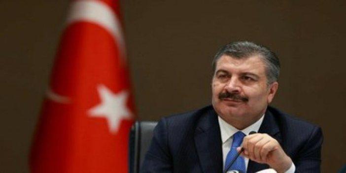 Vakalar yüzde 45 artı diyen Sağlık Bakanı Fahrettin Koca açıkladı En az bir hafta yasak