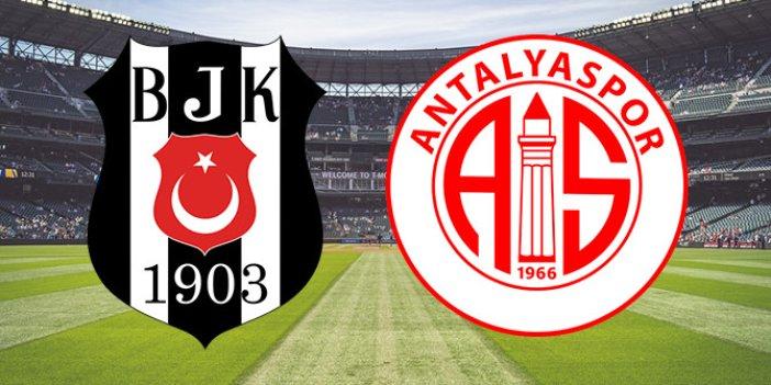 Beşiktaş Antalyaspor maçı ne zaman? Saat kaçta? Şifresiz hangi kanalda izlenir?
