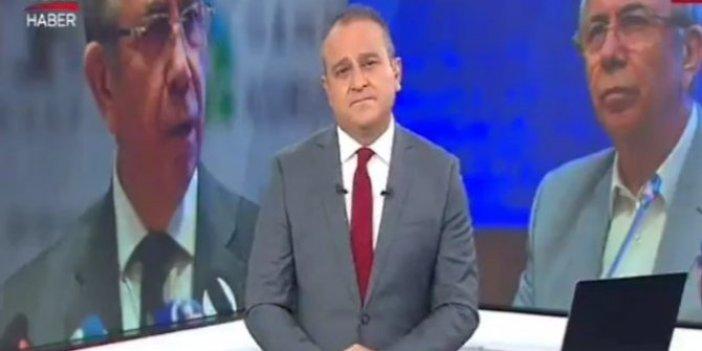 TGRT Haber sunucusu Ekrem Açıkel'in Mansur Yavaş yorumu şaşkınlık yarattı: Orada da gazeteciler varmış