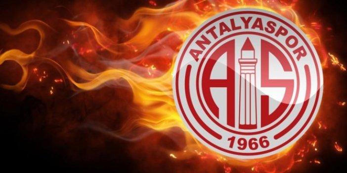 Antalyaspor'dan flaş Nazım Sangare açıklaması