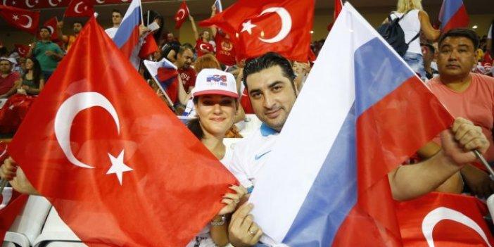Rusya, Türkiye maçında seyirci istiyor