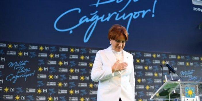 İYİ Parti'de yeniden genel başkan seçilen Akşener'den teşekkür mesajı