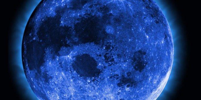 NASA duyurmuştu... Bilim insanları resmen açıkladı: Herkes merak ediyordu: İşte mavi dolunayı izlemenin tek yolu