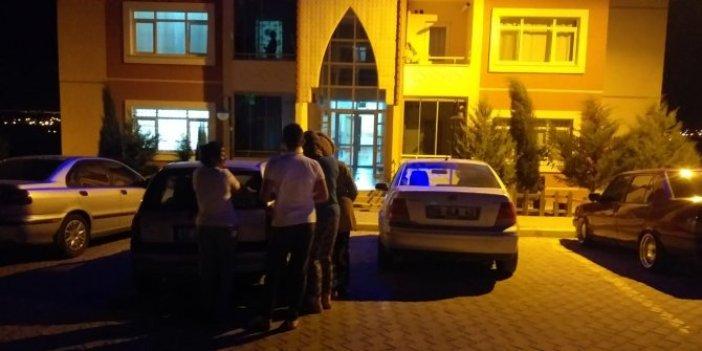 Niğde depremi Aksaray'da hissedildi! Panikle evlerini terk ettiler
