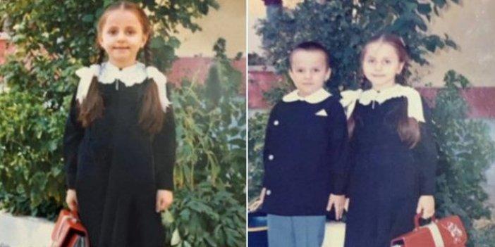 Bakan Zehra Zümrüt Selçuk, 35 yıl önceki fotoğrafını paylaştı