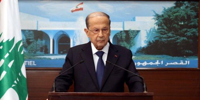 Lübnan Cumhurbaşkanı: Cehenneme gideriz