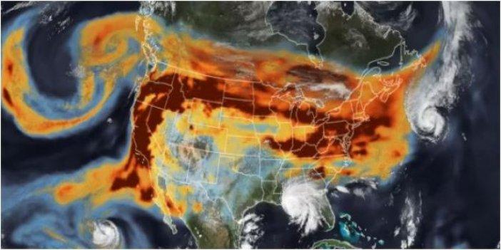 NASA paylaştı Dünya'dan hayret veren görüntüler
