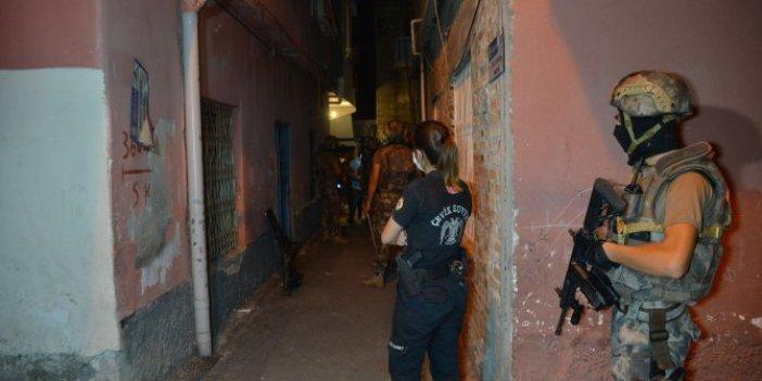 Adana'da DEAŞ'ın uyuyan hücresine sabah baskını!