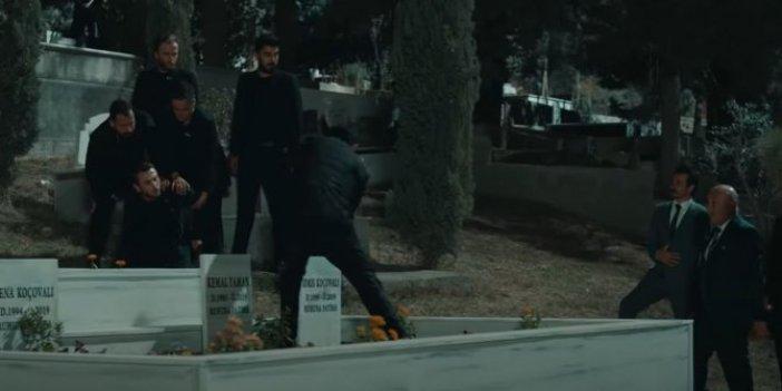 Koçavalıların mezarına saldırı! Çukur'da heyecan zirvede