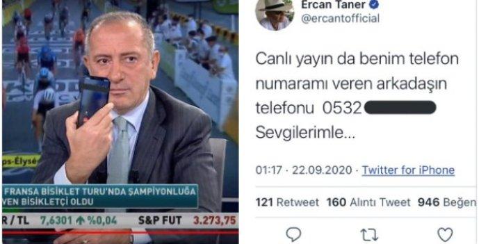 Fatih Altaylı - Ercan Taner birbirine girince vatandaşlara eğlence çıktı: WhatsApp gruplarına aldılar, böyle makara yaptılar