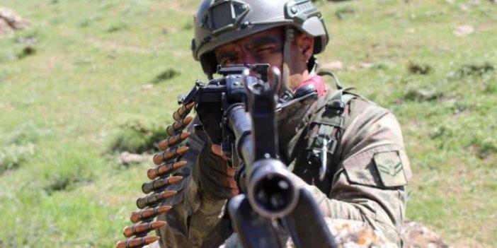 4 PKK'lı öldürüldü