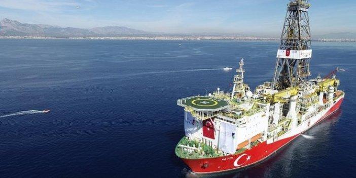 Türk bayraklı sondaj gemilerimizin yönetimi yabancıların elinde mi? Maaşlarını dolarla alan yabancıların sayısı kaç