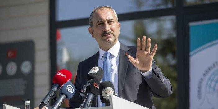 Adalet Bakanı Gül Twitter'da 'Adalet' diyenlere yüklendi