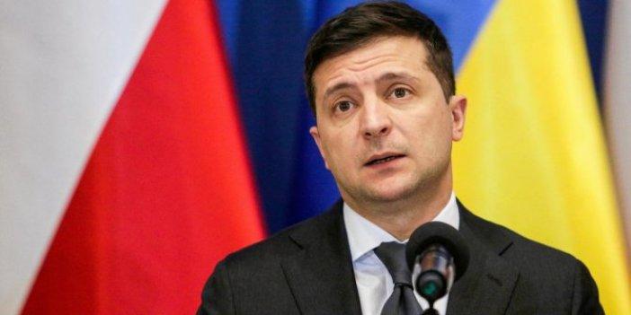 Zelenskiy, AB Yüksek Temsilcisi Borrell ile Kiev'de görüştü