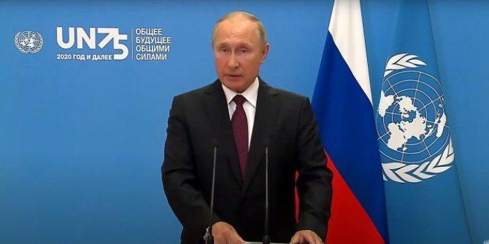 Putin'den 'ücretsiz aşı' açıklaması