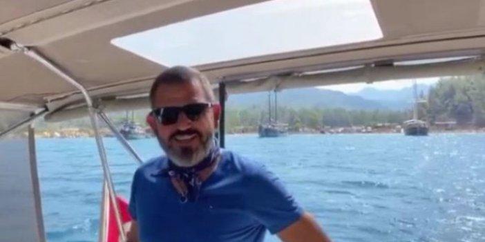 """Fatih Portakal yeni """"hedefini"""" açıkladı Herkes korkup kaçtığını sandı"""