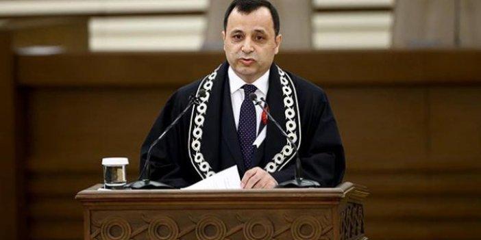 Anayasa Mahkemesi Başkanı Zühtü Arslan, İçişleri Bakanı Soylu'nun sözlerine ilk kez yanıt verdi