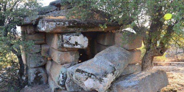 Dünyanın hiçbir yerinde yok ülkemizde bulundu! 2 bin 600 yıllık gizemli kentin sırrı