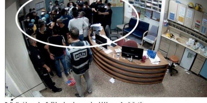 Ankara Keçiören'deki sağlık çalışanlarına saldırıda 2 kişi tutuklandı