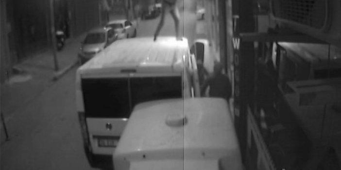 Azılı hırsızlar 2 dakikada dükkanı talan etti! Film senaryosu değil gerçek