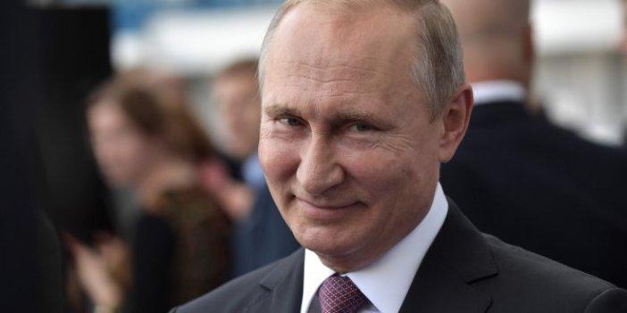 Putin, Nobel Barış Ödülü'ne aday