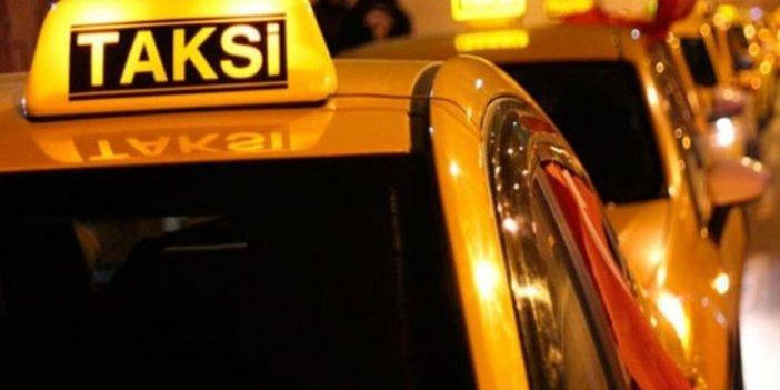 İBB'nin 6 bin yeni taksi teklifine UKOME'den ret