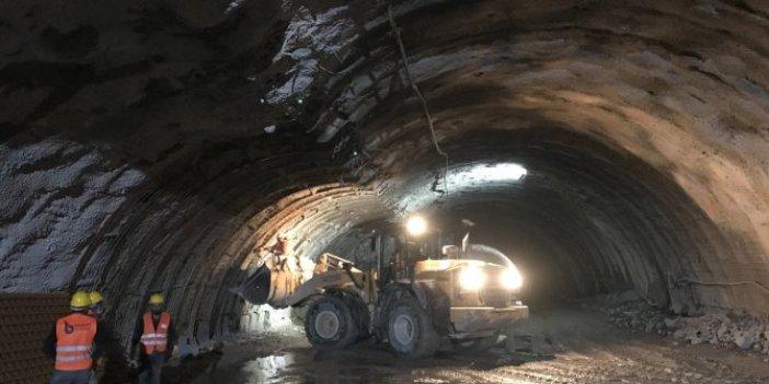 Kop Dağı Tüneli'nde korkunç patlama! İşçiler toprak altından çıkartıldı