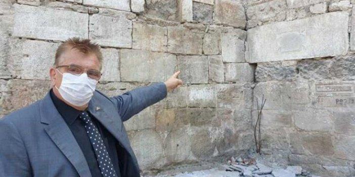 Sinop'taki tarihi cezaevinde buldular. Görünce inanamadılar