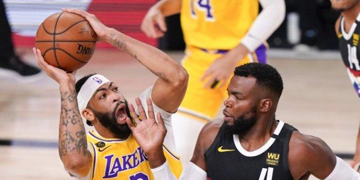 Lakers NBA finaline yakın