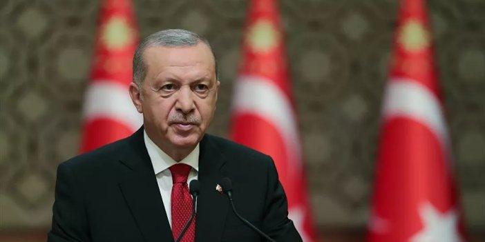 Tayyip Erdoğan'dan 'Türkçe' açıklaması