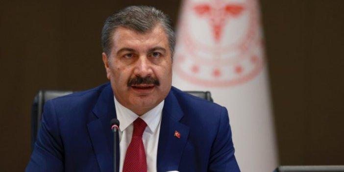 Sağlık Bakanı Fahrettin Koca'yı sinirden köpürten o iftira ne? Habertürk yazarı Muharrem Sarıkaya açıkladı