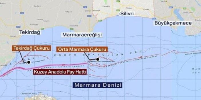 Marmara depreminin ardından şoke eden açıklama: O fay hala aktif!